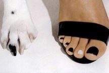Fingers & Toes / Nail designs/ideas / by Meghan Andersen