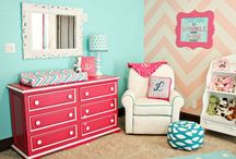 G's big girl room / by Sheri Miracle