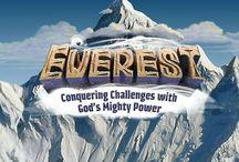 VBS 2015 Everest / by Meghan Andersen