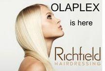 Olaplex! / #olaplex #hair #olaplex revolution #haircare #colour #richfield