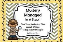 write on, kiddos! / teaching students to love writing