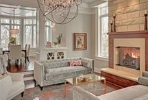 Family room love / by Valori Pagone