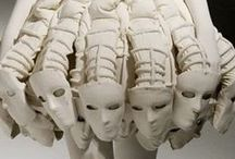 Robes sculpturales // Amazing dresses / by Ann Cha