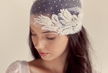 Veils and Bridal Accessories / by OneWed