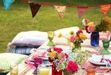 Muitas festas e ideias bacanas