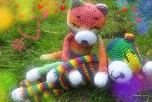 Crochet Moos Moosies