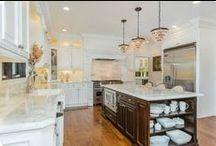 Kitchens / by Aubrey Smith