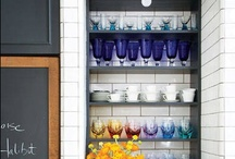 Home - Kitchen Storage and Details / This is a companion to my Home - Kitchens board.  It includes design elements I might want to incorporate, storage options including a butler's pantry, specialized areas such as a coffee station.  I also have a board for appliances. / by Brenda Hampton