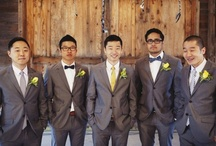Groomsmen / by OneWed