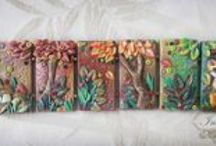Fimo Inspiration / Fimo, Premo and all other polymer clay makes.