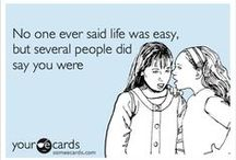 Funny: SomeeCards / Funny | Humor | SomeeCards  / by Kay Tee