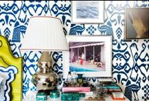 Indoor Spaces / by Jane Lilly Warren