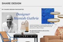 Celebrity Favourites / by Share Design
