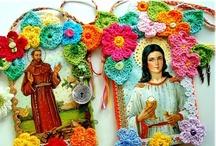 crochet inspiration / no pattern