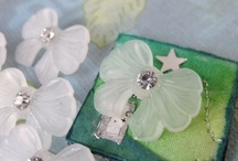 Buttons 'n Bows 'n Beads / by Rebecca Leftwich