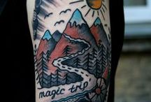 Ink / by Chelsea Snyder