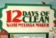 Holiday Overhauls / Learn tips, techniques and strategies for cleaning before and after the holidays!