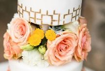 Wedding Cakes / Have your cake and eat it too! Gorgeous wedding cakes.  / by Beatriz Ball Collection
