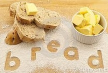 Bread & Butter / by Rebecca Leftwich