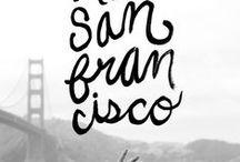 SF / San F / by Ann Cha