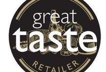 2013 Great Taste Award Winners / Lots of our lovely products were awarded Gold Stars at the 2013 Great Taste Awards. Here are some of them, you can read more on our blog: http://newtastes.blogspot.co.uk/2013/09/great-taste-awards-2013.html