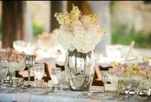 Centerpiece Stunners / Wedding reception centerpieces you will love! / by OneWed