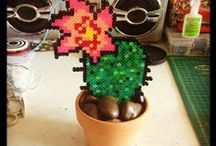 Hama beads! / Fun ideas for Hama Kids