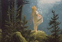 Catcha Falling Star / stars / by Rebecca Leftwich