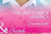 """""""The Last-Chance Maverick"""" / Book #4 in the """"Montana Mavericks: 20 Years In The Saddle!"""" continuity from Harlequin Special Edition, available October 2014."""