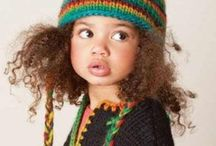 Little boho girls / Boho outfits for little girls