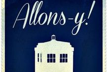 Allons-y! / by Amanda Johnson