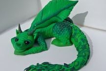 Dreaming Dragons in Etsy Treasuries!