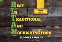 Best In Traditional and Nourishing Food Bloggers 2015 / Our 35 winners and honerable mentions of the Best in Traditional and Nourishing Food Bloggers of 2015.