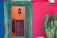 Decoração com Inspiração Mexicana
