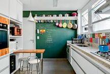 Cozinhas / Cozinhas práticas para inspirar a organização e decoração do espaço