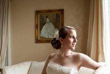 Formal Wedding Hairstyles / Formal wedding hair styles, formal venue, modern clean look Maine, Nh, Ma and beyond