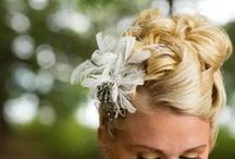 Casual New England Wedding Hairstlyes / Casual wedding hair styles,not too formal, not too undone hairstyles