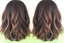 Great color / Great hair color ideas!