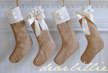 Stockings / by Jeanne Minson