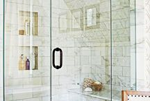 Bathroom makeover / by Jeanne Minson