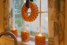 Who Doesn't Love Candy Corn?! / by Carrie Sapp Skinner