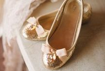 Wedding Flats for the Bride / Flats and sandals for the bride to wear on her wedding day, whether it's at the ceremony or on the dance floor!