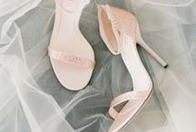 Wedding Shoes / Wedding shoes galore! Our unique wedding shoe finds will inspire you for your big day!