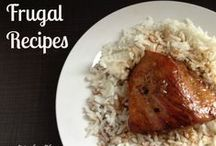 Frugal Recipes / by Living A Frugal Life