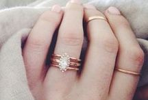 Unique Engagement Rings / Unique engagement rings and wedding bands worthy of your ring finger!
