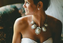 Bridal Accessories / Wedding jewelry and accessories for the bride. / by Wedding Party
