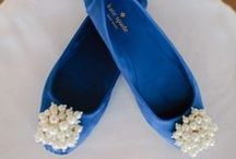 "Something Blue / Here are a few ideas on how you can add ""Something Blue"" to your wedding day!  / by Wedding Party"