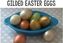 Easter / Easter ideas and inspiration including recipes, Easter crafts, decor Ideas, and ideas for celebrating Easter with family.