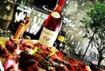 La Vieille Ferme food matching / Les accords mets et vins, de la Vieille Ferme Ventoux et Luberon. #Foodmatch