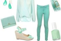 Mint's Charming / The color du jour of spring 2012